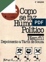 Como se faz humor político - Henfil.pdf