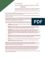 Guía de evaluacion de sistemas de seguridad e higiene industrial