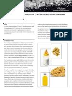WatersolubleVitamins_UPLC-TQD