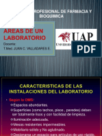 Areas de Un Laboratorio-1
