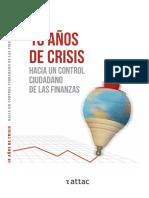 10 Anos de Crisis