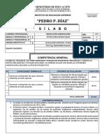 Silabo Unidad Didactica Legislac Sanit y Rural 2018 Ivsem