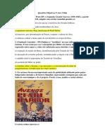 Questões Objetivas 9 Ano 2 Bim.docx