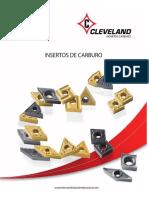 Cleveland Catálogo de Insertos de Carburo.pdf