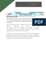Informe de La Infraestructura de Yacu Park