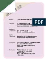 Curriculum Carla 1
