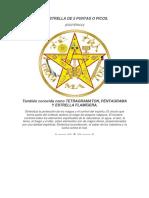 Selección de Símbolos Esotéricos-17p