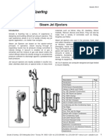 5EH Steam Jet Ejectors Brochure