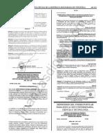 Gaceta Oficial 41491 Discriminación Racial