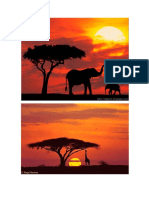 Amaneceres africanos