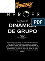 Heroes 057 - Dinamica de Grupo