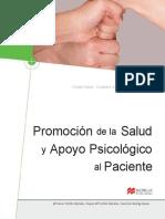 Promocion de La Salud y Apoyo Psicologico Al Usuario y Familias.