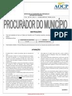Procurador Do Municipio