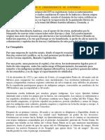Conquista e Independencia de Guatemala