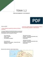 Tema 1.2. Procesos Mineros y Sus Residuos, Lodos Propiedades Geotecnicas (1)