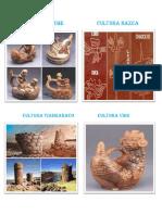 Cultura Moche Cultura Nazca
