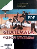 Bastos Santiago - Fragmento Violencias Desbordadas