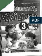 Religion - 3 Años