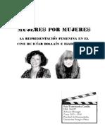 Representación Femenina de La Mujer en El Cine