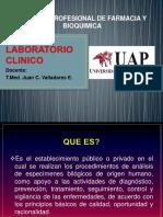 Sem. 3- Laboratorio Clinico