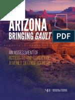 Arizona Assessment NJDC