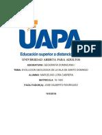 Tarea 1 de Geografia Dominicana 1 LISTA