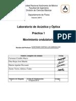 Practica 1 Acustica y Optica