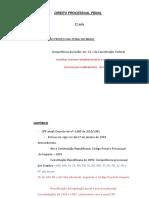 FADI - Processo Penal II - 4º Ano (Atualizado)