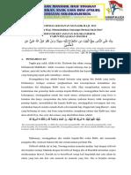 Proposal Kegiatan Manasik Haji