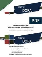 Metodo Dofa