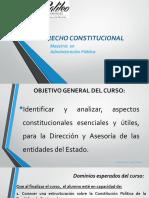 Catedra Derecho Constitucional Guatemalteco