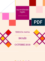 Inglés Teresita Navia