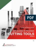 Ampliaciones Del Programa Cutting Tools GD KT PRO-0640-0916 SES ABS V1