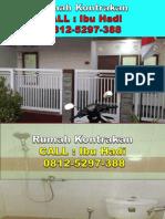SANGAT STRATEGIS, WA +62 812-5297-388, Dikontrakkan Rumah Di Arjowinangun Malang