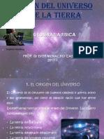Cl 03 Origen Univers o