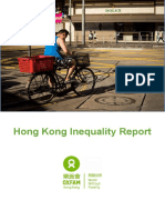 Oxfam Hong Kong Inequality Report