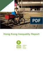 Oxfam Hong Kong Inequality Report