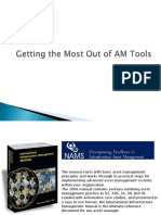 4.Getting the Most Out of AM Tools