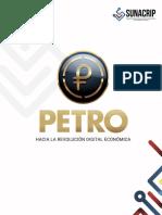 Whitepaper del Petro (1/10/2018)