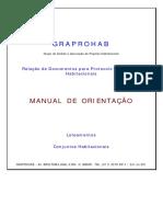 Manual de Orientação - Manual 1 - Loteamentos Novos.pdf