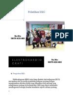 Materi Pelatihan EKG | 08170-825-883 | Informasi Pelatihan EKG