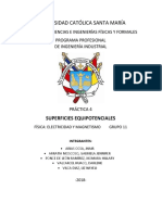 INFORME 4 -Superficies equipotenciales