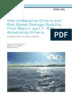 EMSA 3 - Risk acceptance criteria (study 1) - final report.pdf