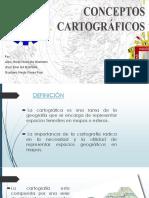 Expo Cartografia y Elemmentos Geograficos
