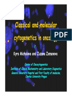 Classical and molecular cytogenetics in oncology-Zemanová Z (1)
