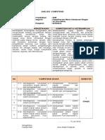 Analisis Kompetensi PEMELIHARAAN MESIN KENDARAAN RINGAN 12 SMK REVISI 2017