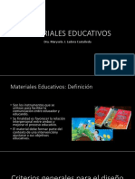 Clase 2 Materiales Educativos