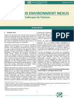 Energy and Environment Nexus