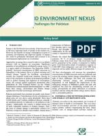 Energy and Environment Nexus