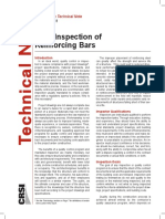 Pasal Penting CRSI_Technical Note for Field Inspection-pages-1,3